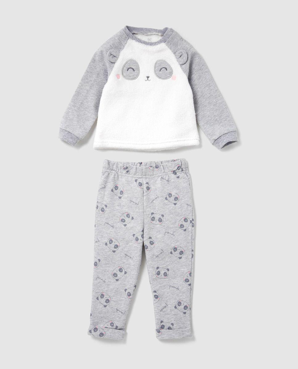 Pijama de bebé Unit Cat