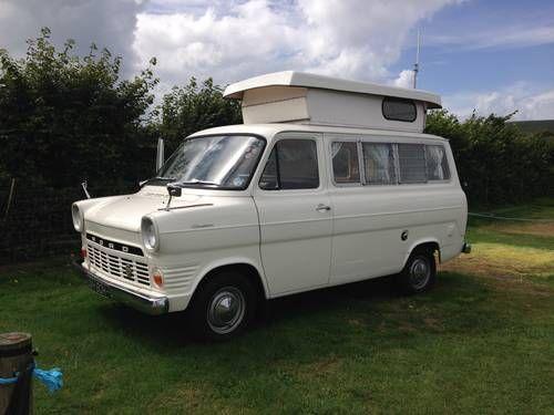 ford transit mk1 v4 autosleeper 1969 campers caravans. Black Bedroom Furniture Sets. Home Design Ideas