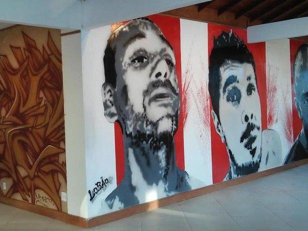 Centro de Artes Visuais de Cabo Frio tem exposição de grafite - http://eleganteonline.com.br/centro-de-artes-visuais-de-cabo-frio-tem-exposicao-de-grafite/