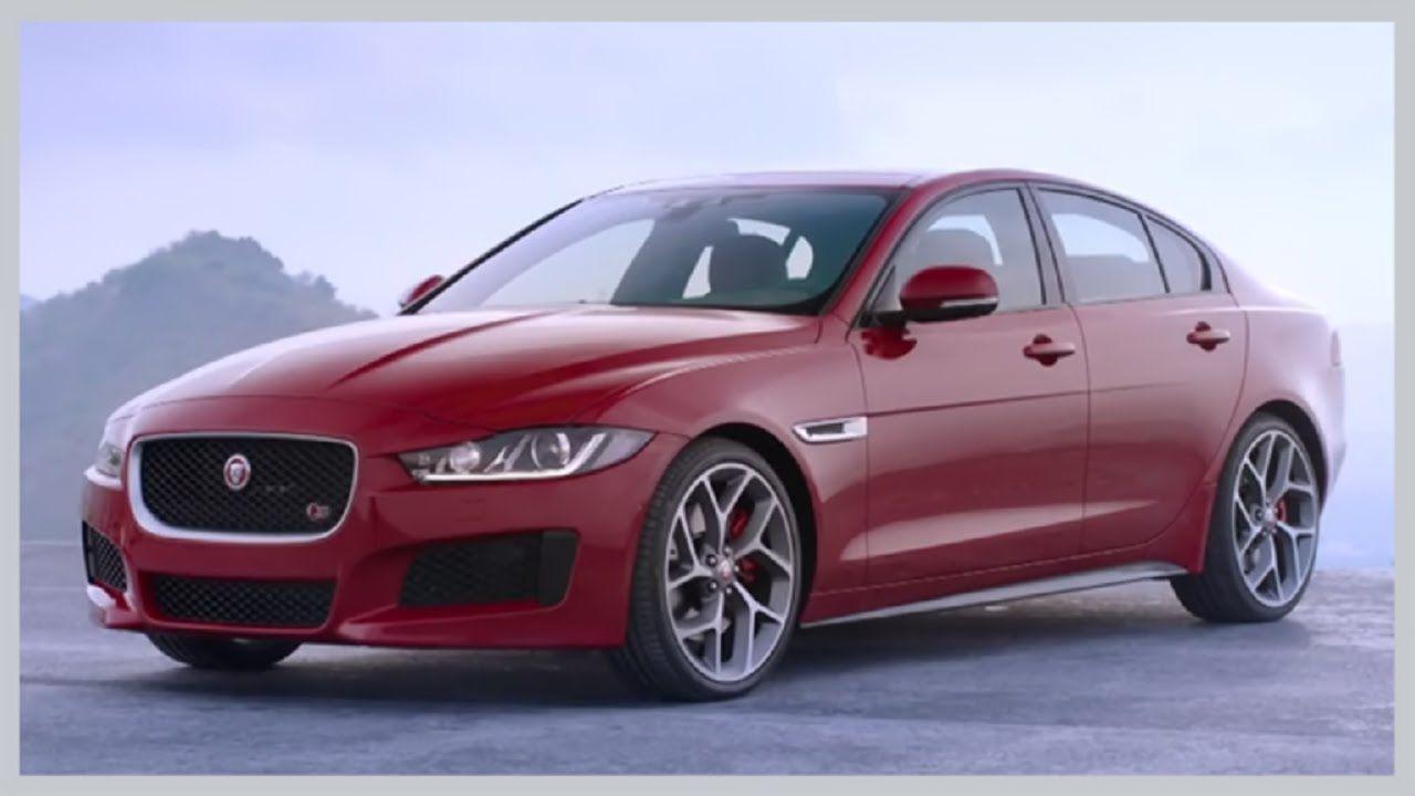 2015 Jaguar XE S Overview   Jaguar xe