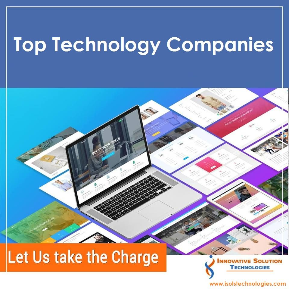 Website Designing Top Technology Companies Near Me Top
