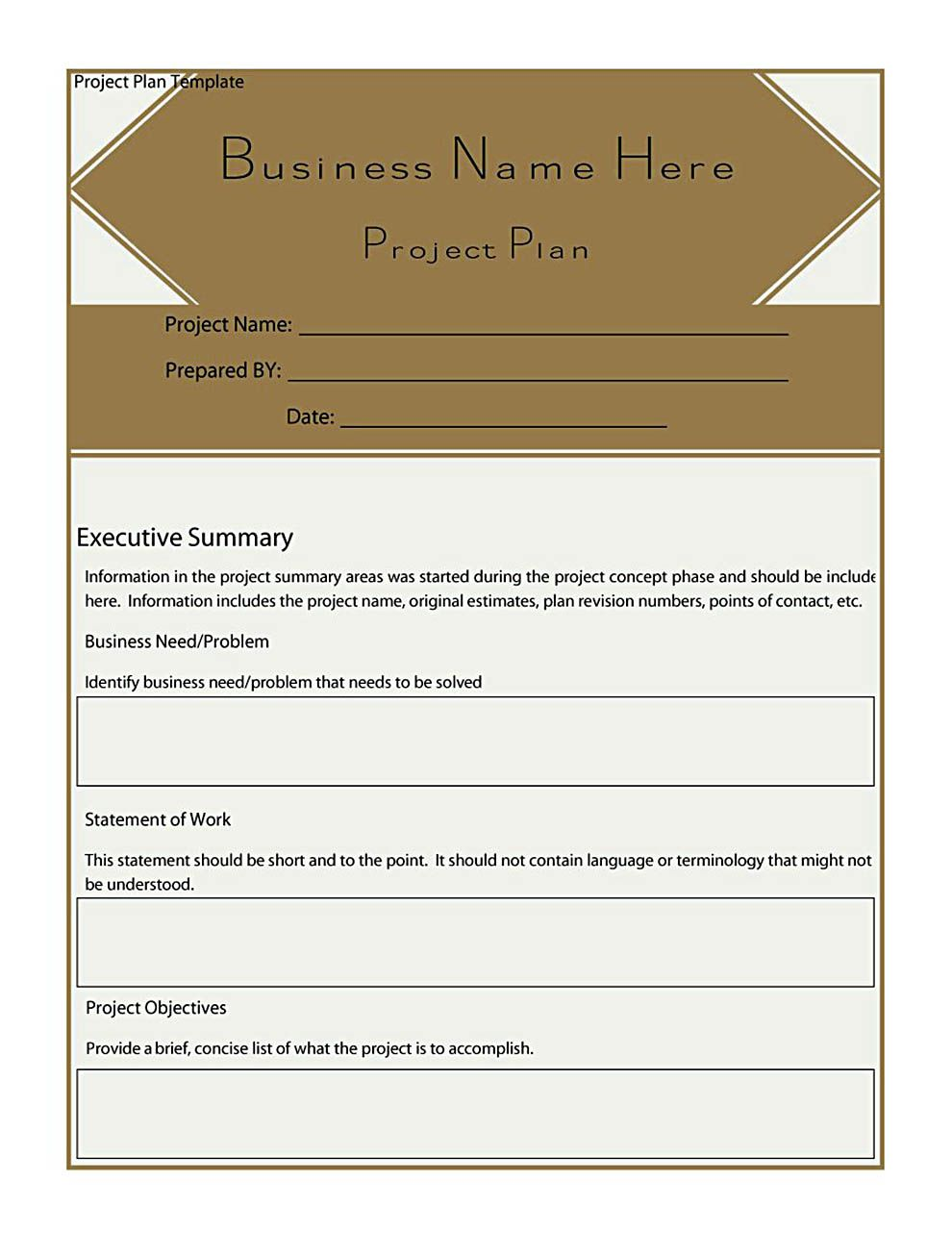 project plan template ppt , Types of Project Budget Template and ...