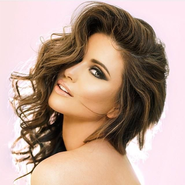 Miss USA 2014 @RealNiaSanchez by Irene Sarah http://pageantsnews.com/miss-usa-2014-nia-sanchez-without-makeup/…