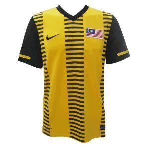 Football Soccer Jersey Harimau Malaya 2013 Soccer Jersey
