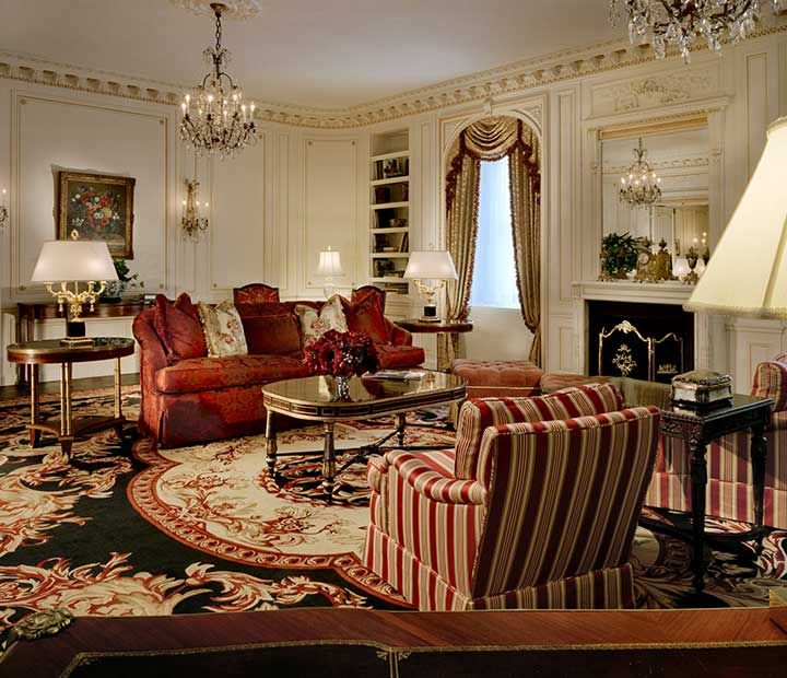 Pin by writer fox on interior decorating astoria new - Luxury hotels near madison square garden ...