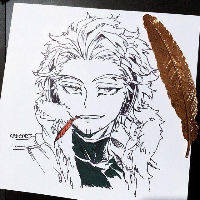 Photo of Galería de Imágenes (Takami Keigo/Hawks)   Boku no Hero  