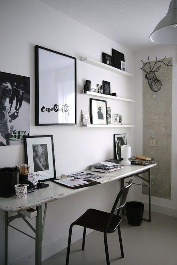 42 idées déco de bureau pour votre loft | O n W r i t i n g | Deco ...