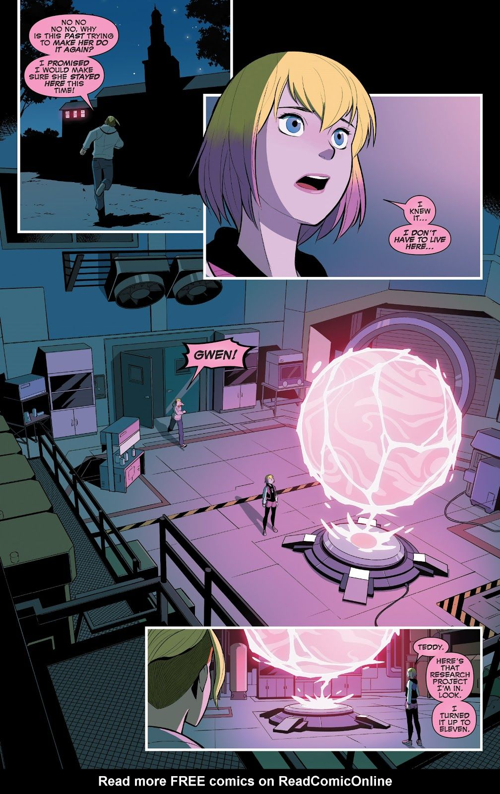The Unbelievable Gwenpool Issue 16 Read The Unbelievable Gwenpool Issue 16 Comic Online In High Quality Marvel Heroes Comics Marvel