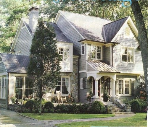 This Looks Like A Fantastic Neighborhood When I Grow Up I Want To Live Here House Exterior Home Additions Dream House
