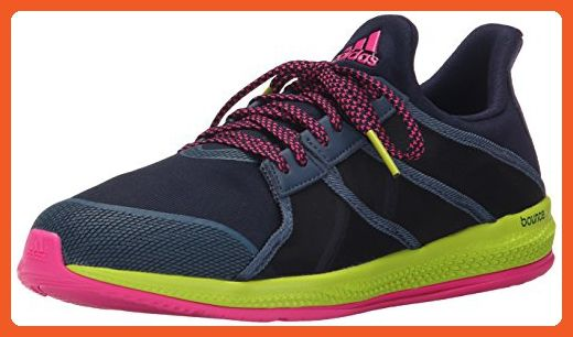 timeless design c56b2 f2285 adidas Performance Women s Gymbreaker Bounce Training Shoe,Collegiate  Navy Blue Shock Pink,9 M US - Athletic shoes for women ( Amazon  Partner-Link)