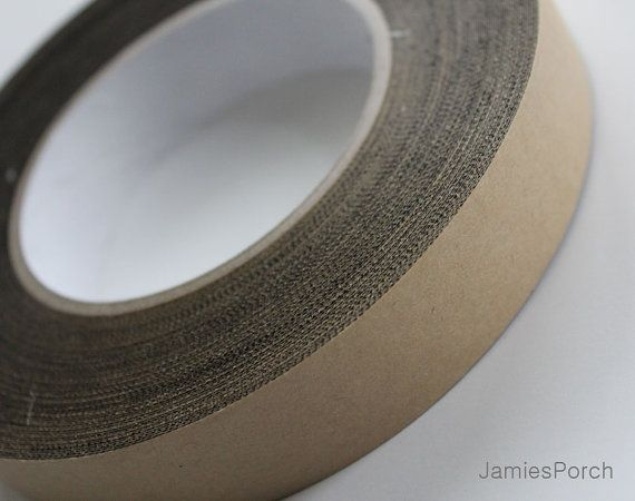 5 meter of 15mm Black Fabricd Tape for jewelry, accessories(Especially headband 's End Covering Supply), stationary, scrapbooking #fabrictape