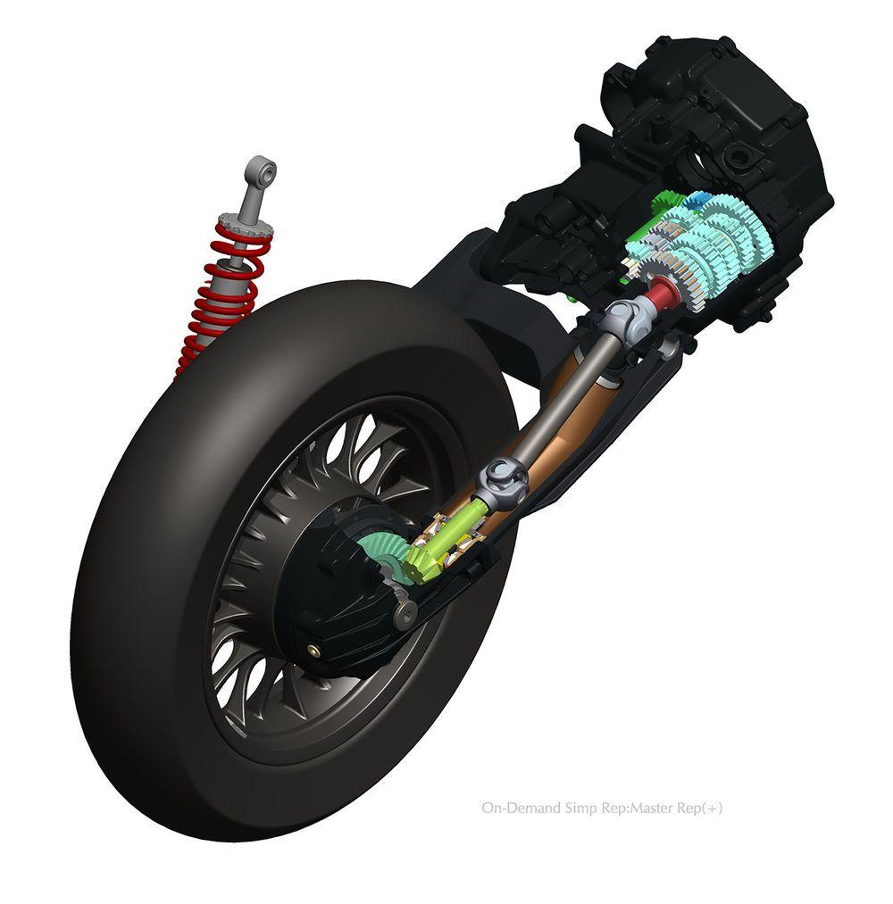 Evolution Of The Moto Guzzi V9 S Engine Moto Guzzi Moto Engineering