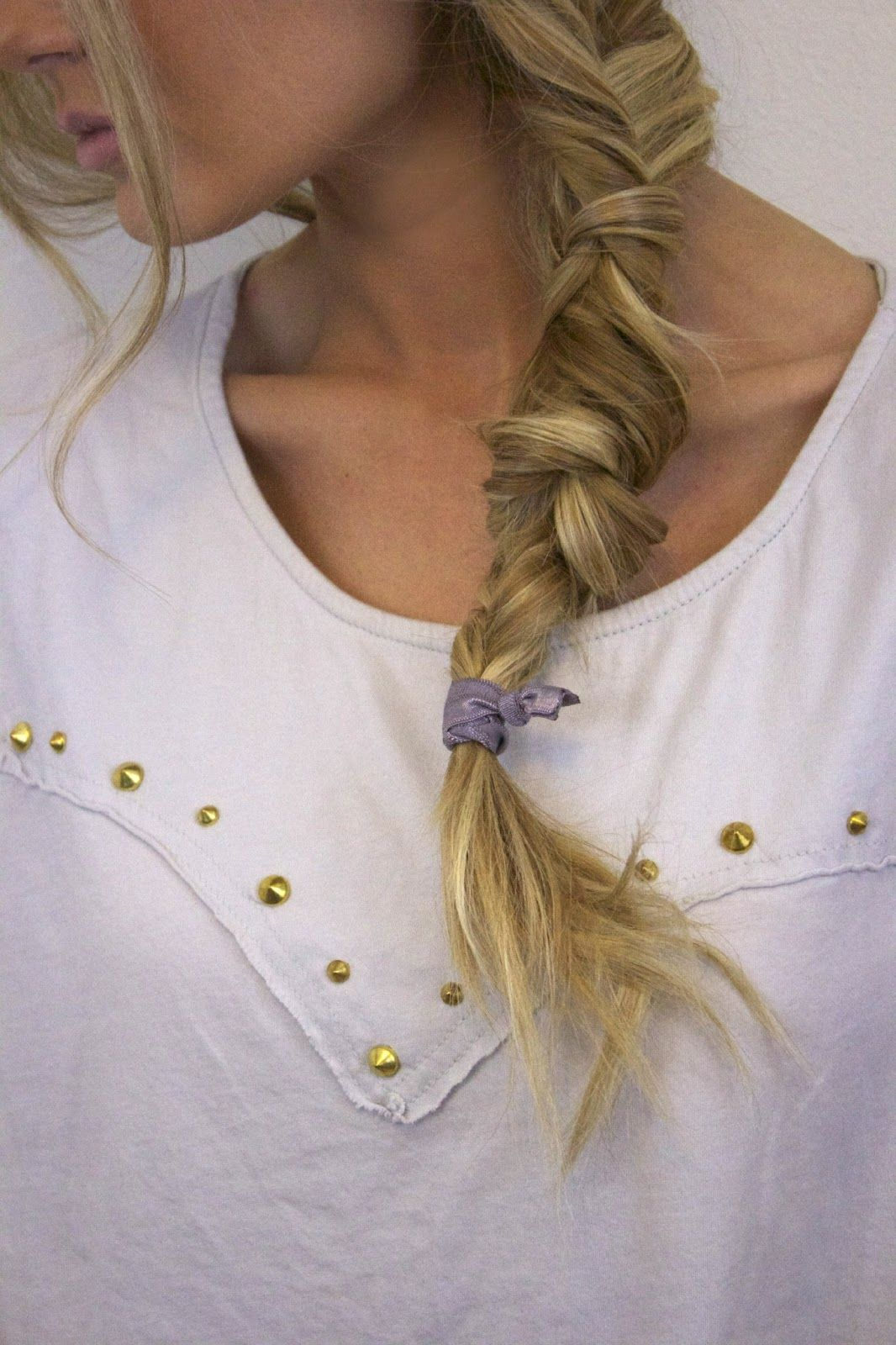 Twisted braid  Style  Pinterest  Twisted braid Hair style and Makeup