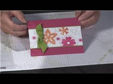 Homemade Cards For Different Occasions How To Make A Handmade