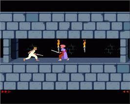 Prince of Persia, Amiga 500, 1989