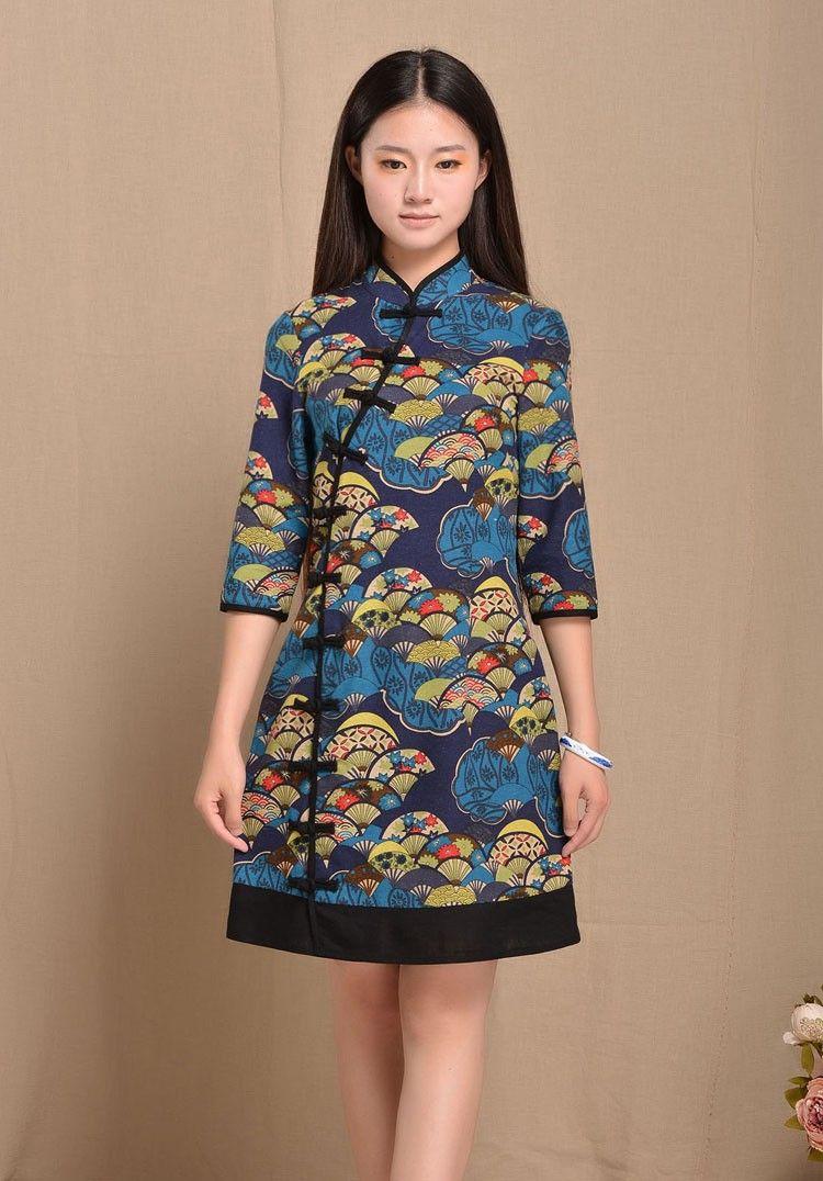 traditional cheongsam   Fashion   Pinterest   Kleidung