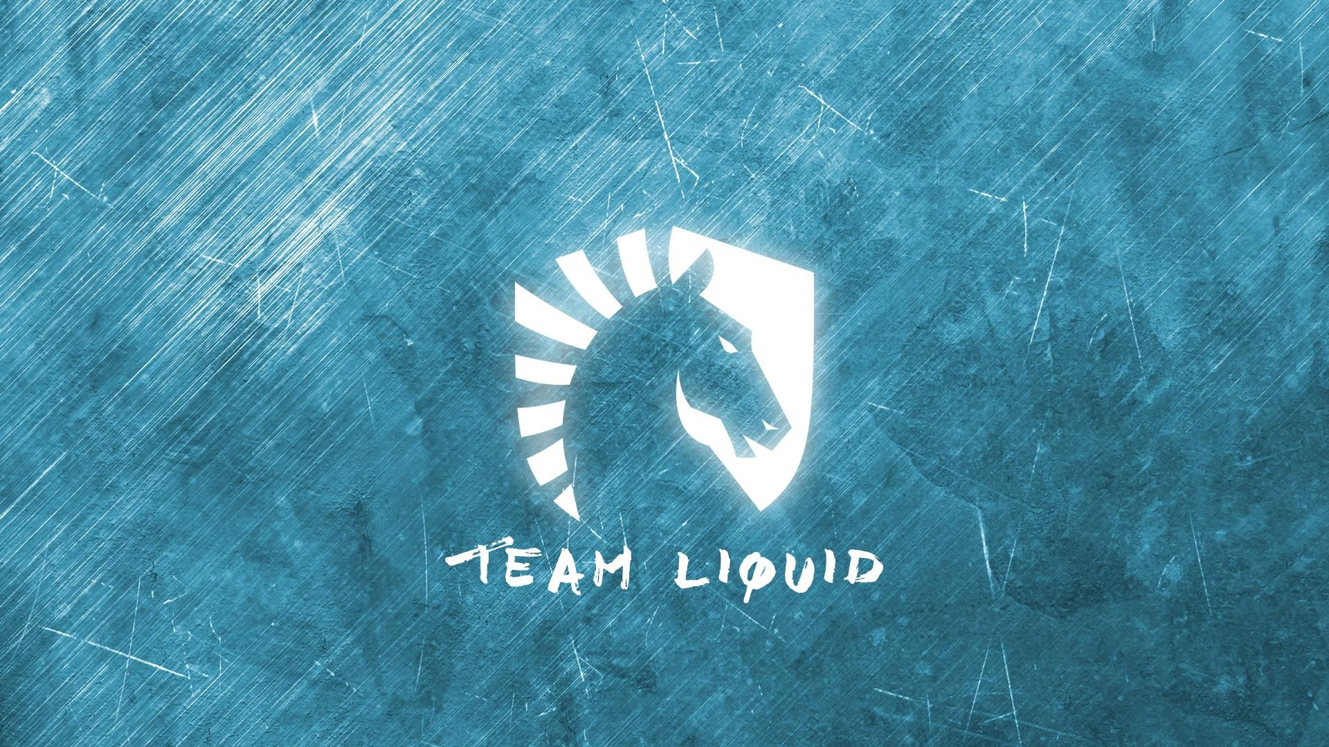 Simplistic Team Liquid Background
