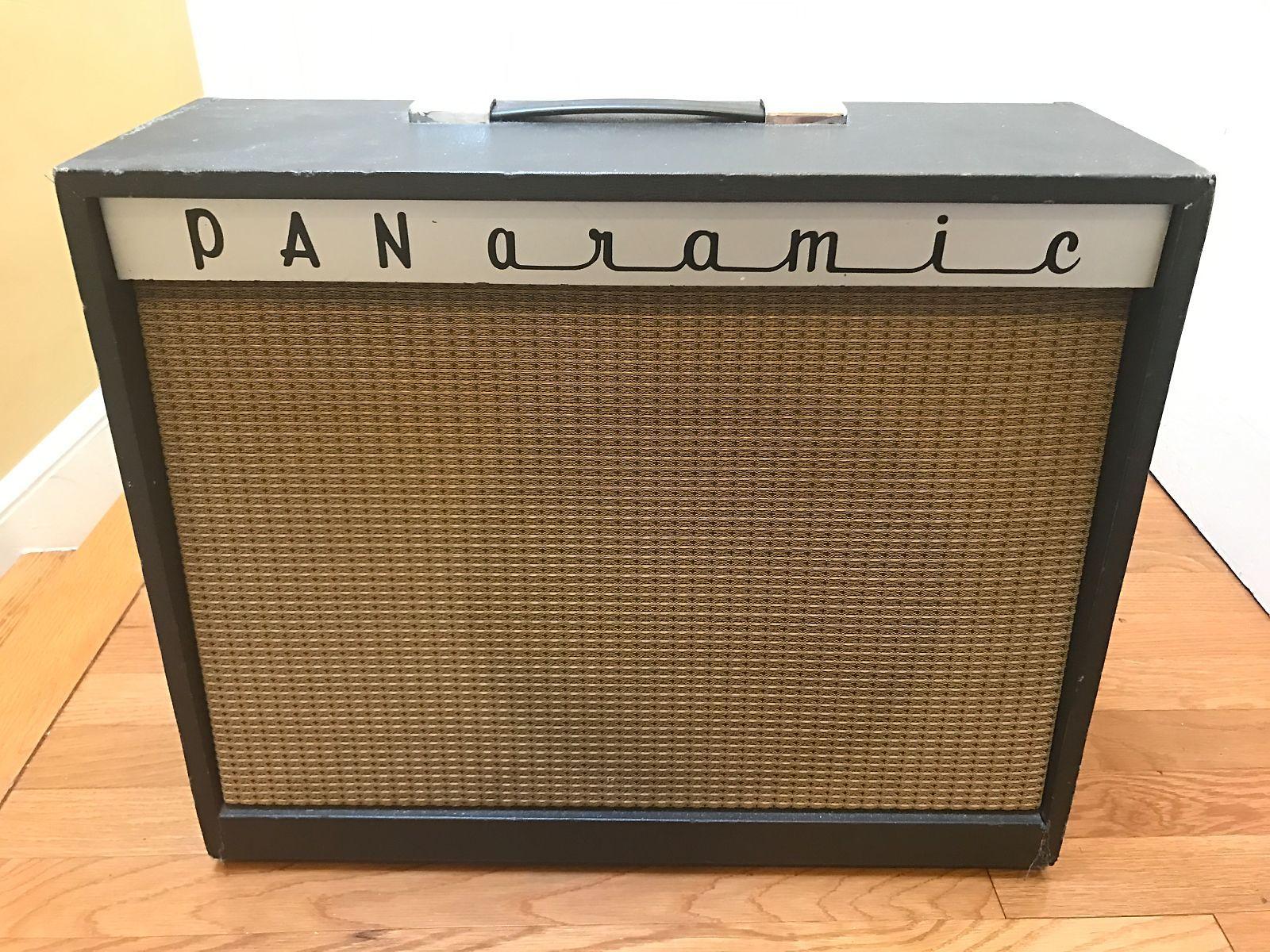 Panaramic 1210 1965 Magnatone Guitars Pinterest