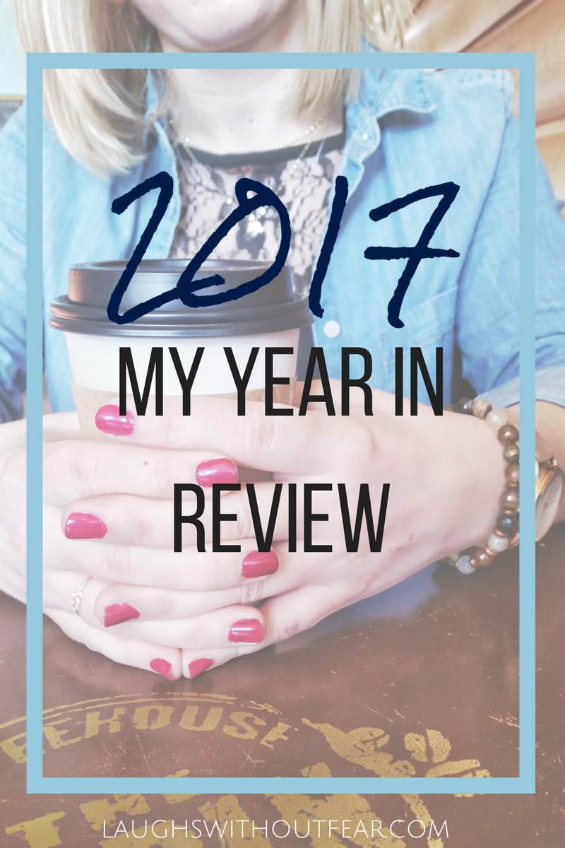 New year, new blog!  Hopping on the blogger bandwagon, here are some of my highlights for the year 2017.  Happy to send off this year and jump right into 2018.  I have a good feeling about it!  For now, here's what I've been up to in the past 12 months.