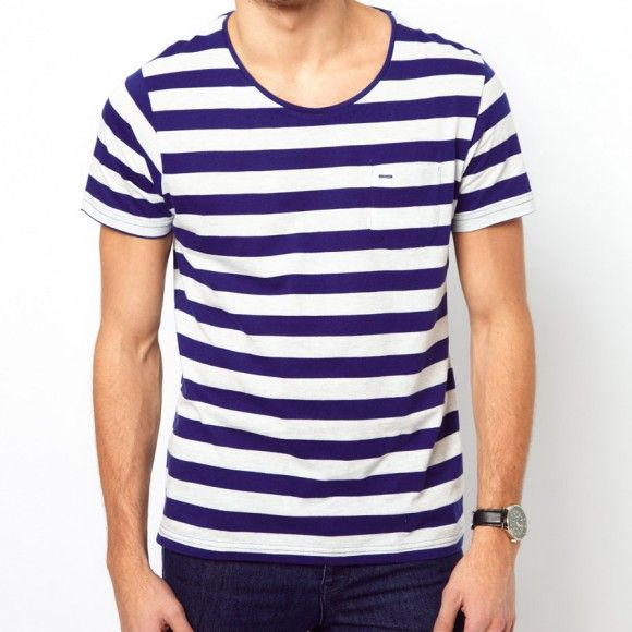 4d6e676478 striped v neck t shirts for men | Finally a men's nautical stripe t-shirt  that's not a v-neck .