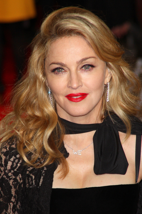 Madonna Golden Blonde Hair Color Madonna Pinterest Golden