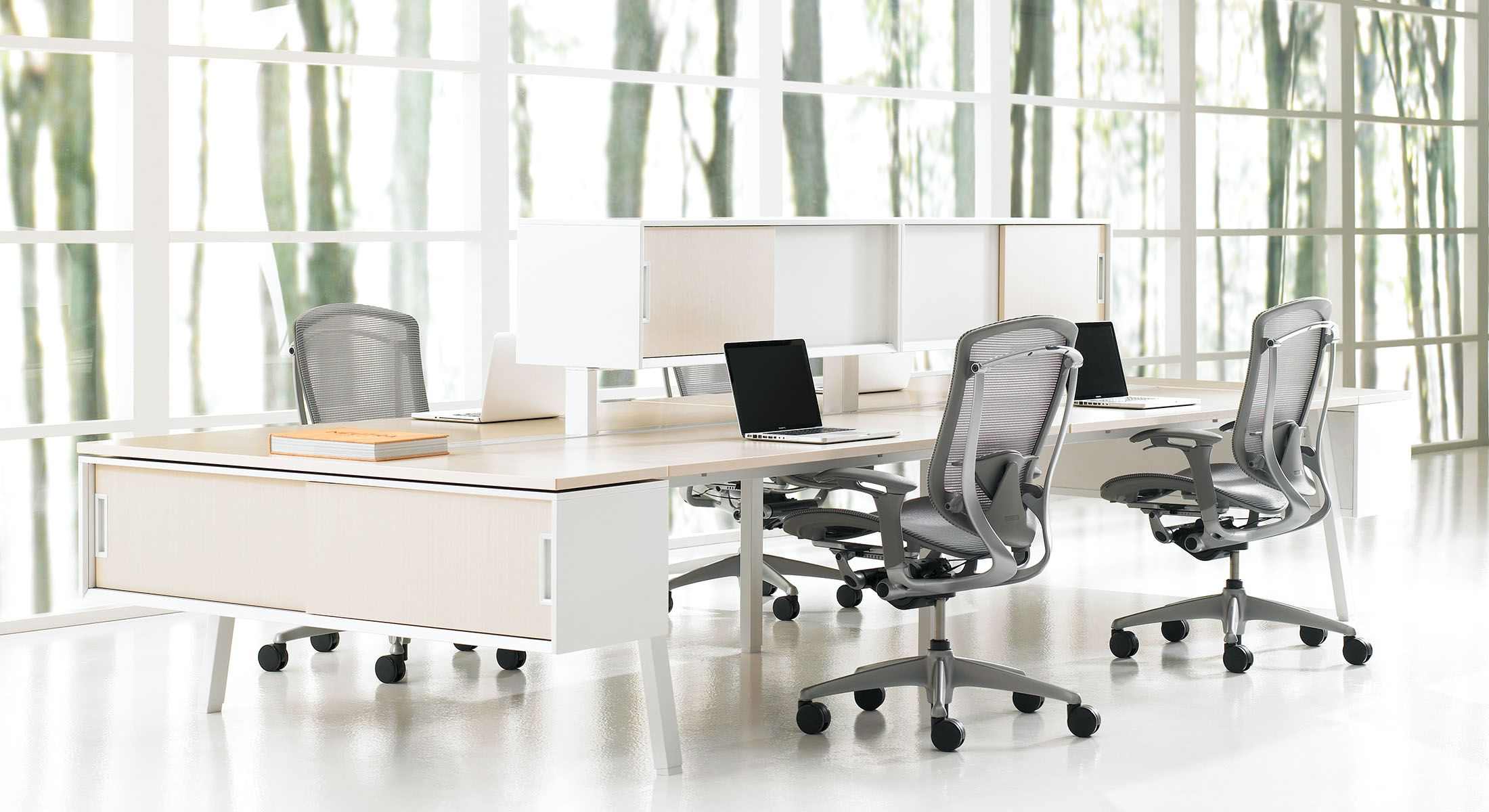 Transit Panel System Teknion Office Furniture workstations