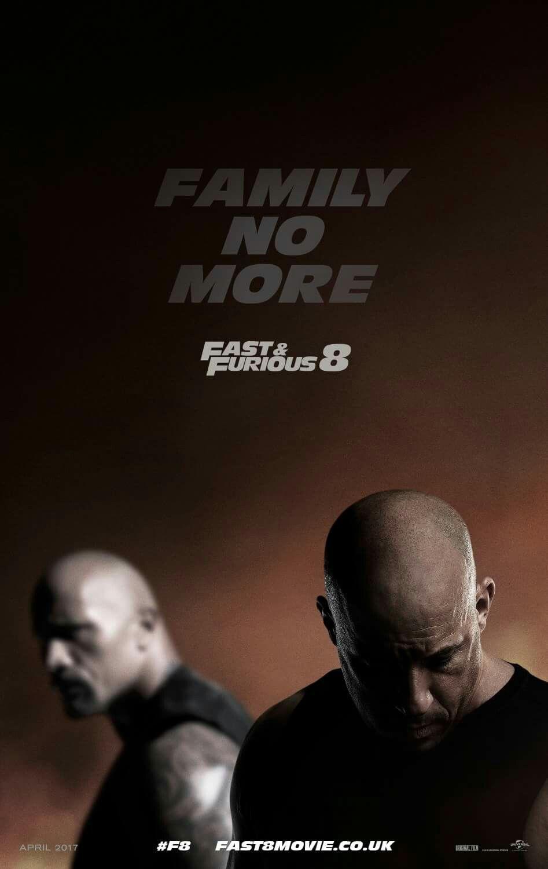 Fast furious 8 fate of the furious furious movie