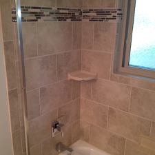 Bathroom Remodel In Colorado Springs Using Moen Plumbing Fixtures