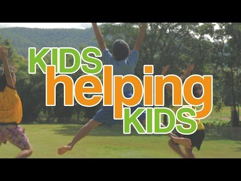 Kids Helping Kids Program ZOE International Fundraising - how to make tickets for a fundraiser