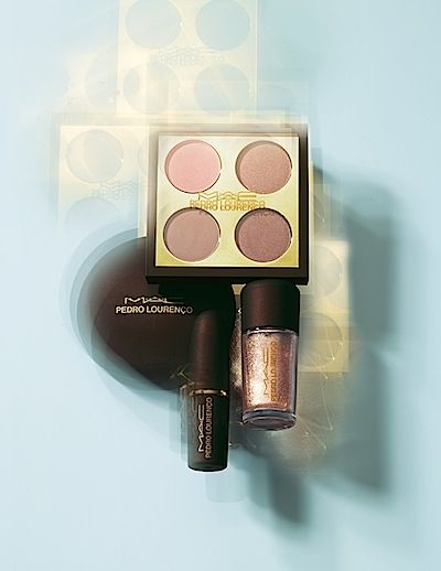 Mac x lourenco pedro summer makeup collection