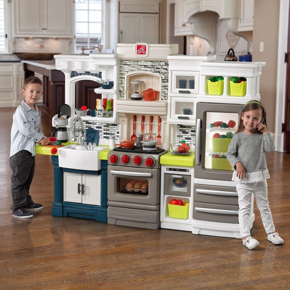 Elegant Edge Kitchen Kids Play Kitchen Play Kitchen Sets Kids Play Kitchen Kids Kitchen