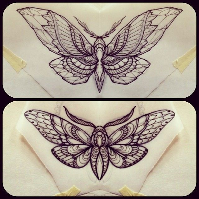Pin Von Janine Shockley Auf Bugs Motten Tattoo Tatowierungen Schwarze Und Graue Tattoos