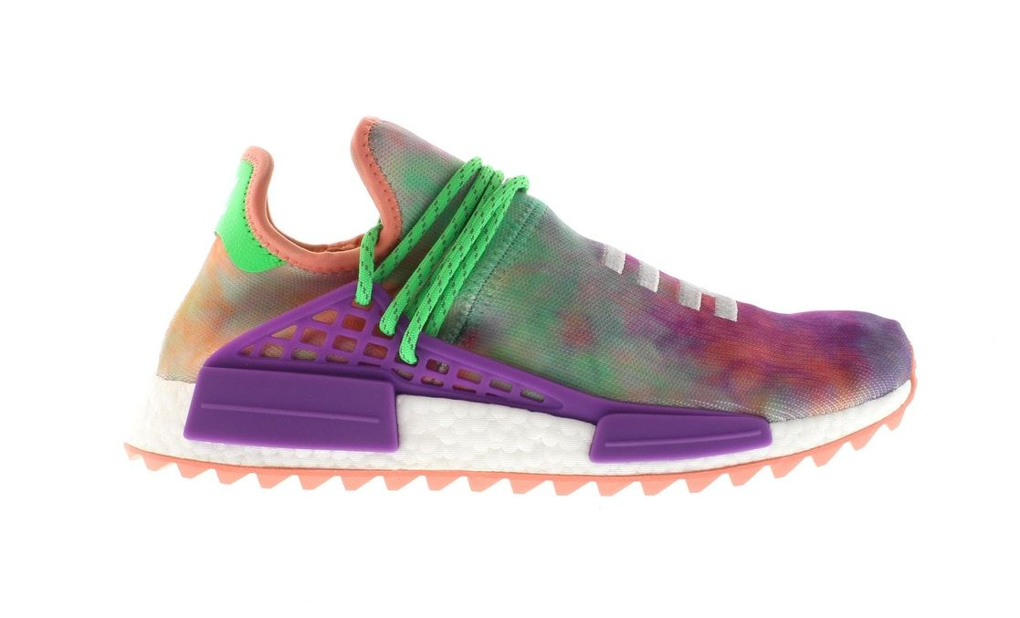 buy online f5d06 ad162 adidas Human Race NMD Pharrell Holi Festival (Chalk Coral ...