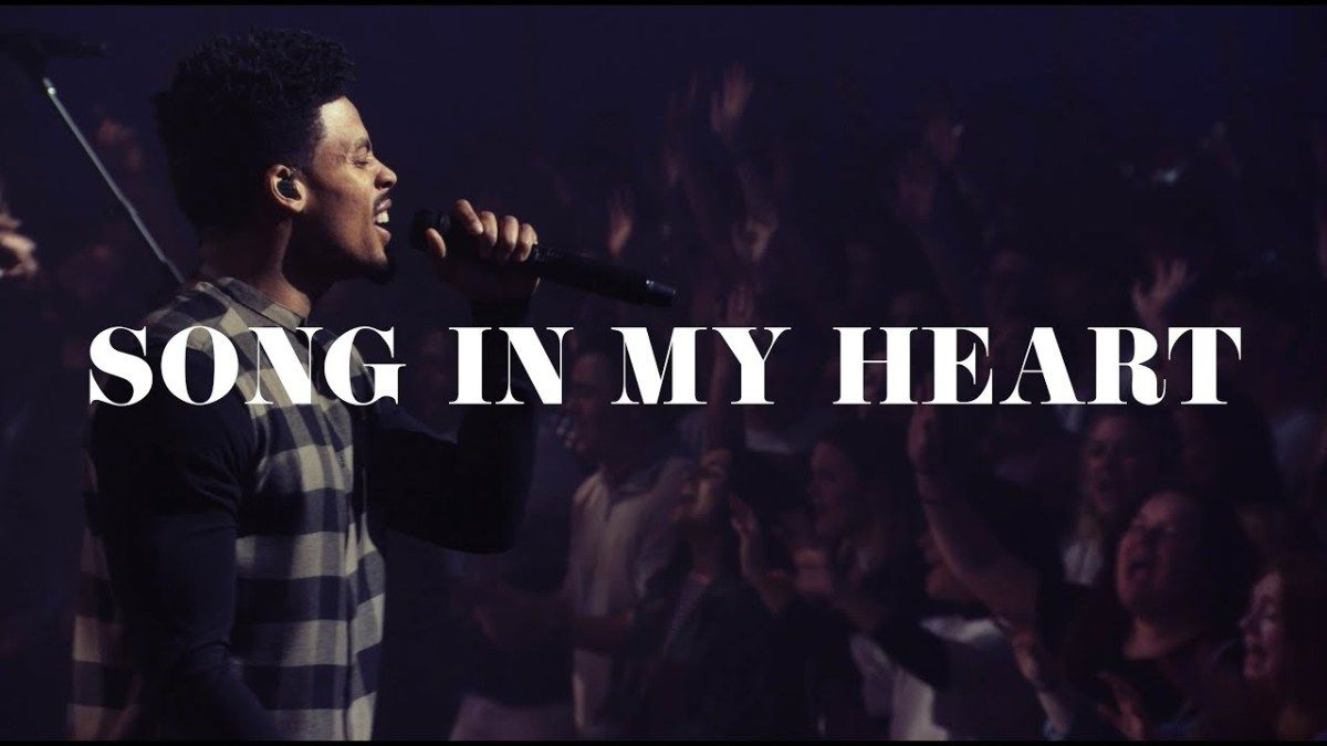 Song In My Heart Lyrics Highlands Worship In 2020 Songs