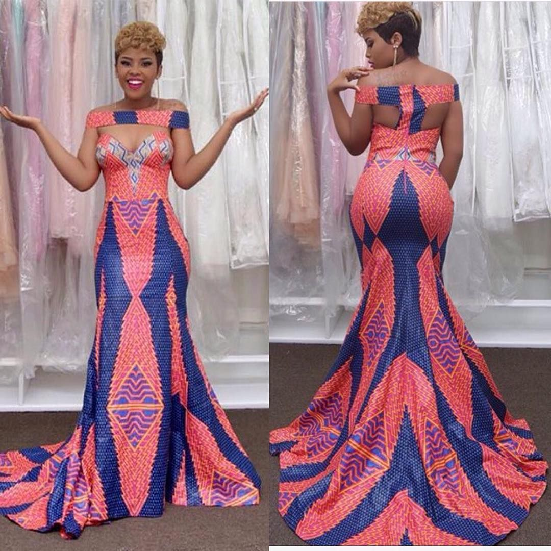 Ankara Fabrics Are Known For Their Versatility And Uniqueness And In Recent Times Fashion Designers And Tailors Have Leveraged African Fashion Dresses African Prom Dresses African Dress
