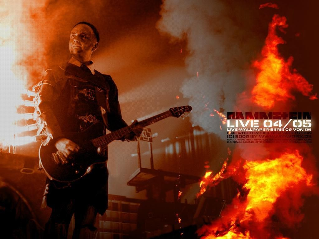 Rammstein Live The Power Of Metal