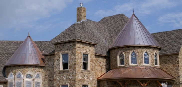 Round Copper Roofs Residential Architecture Architecture Architectural Orders