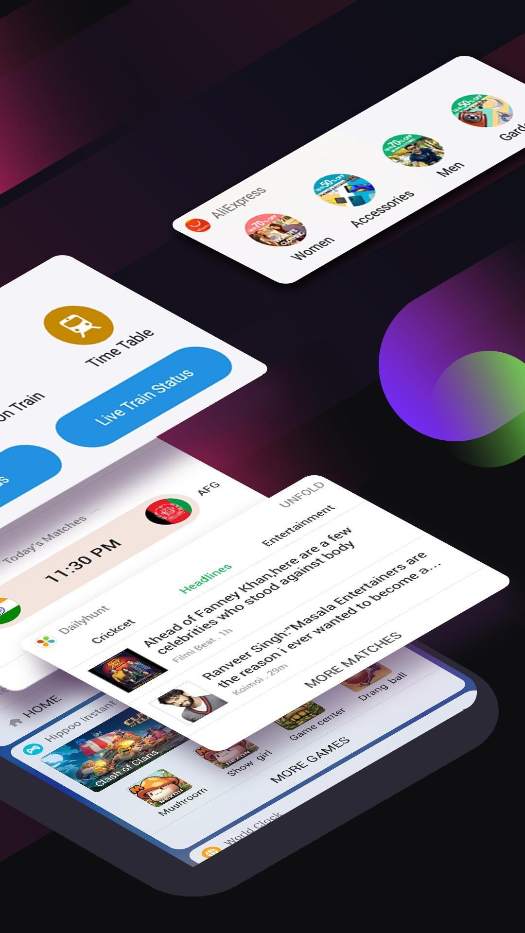 XOS Launcher(2019) Customized,Cool,Stylish windroid App