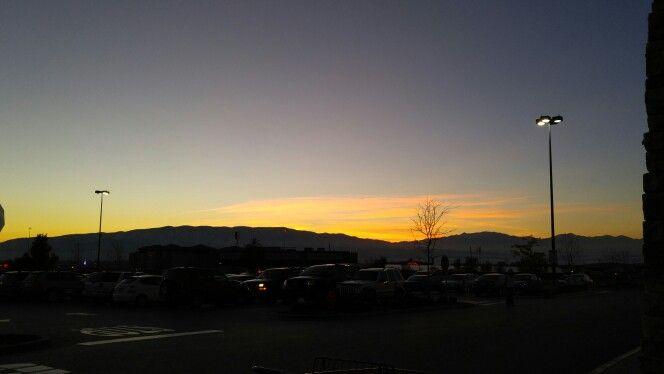 I loove sunsets