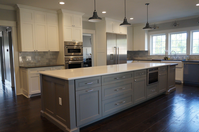 Gray Designer Kitchen Island Kitchen Design Classy Kitchen Transitional Kitchen