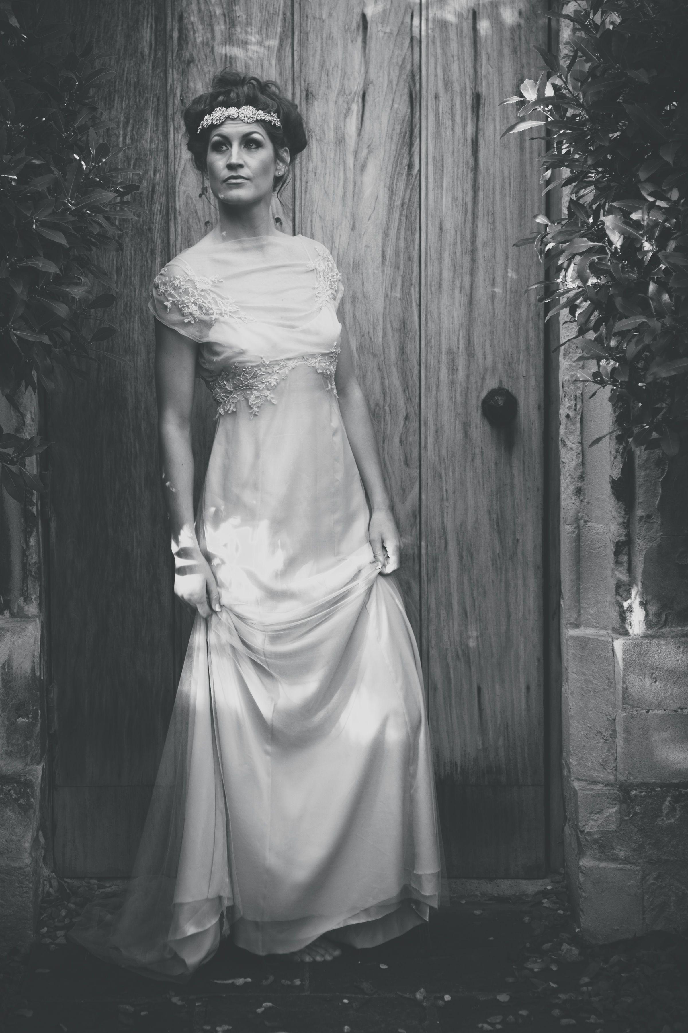 Zephyrine\' Myth & Muse | Jessica Charleston Couture Wedding Dress ...