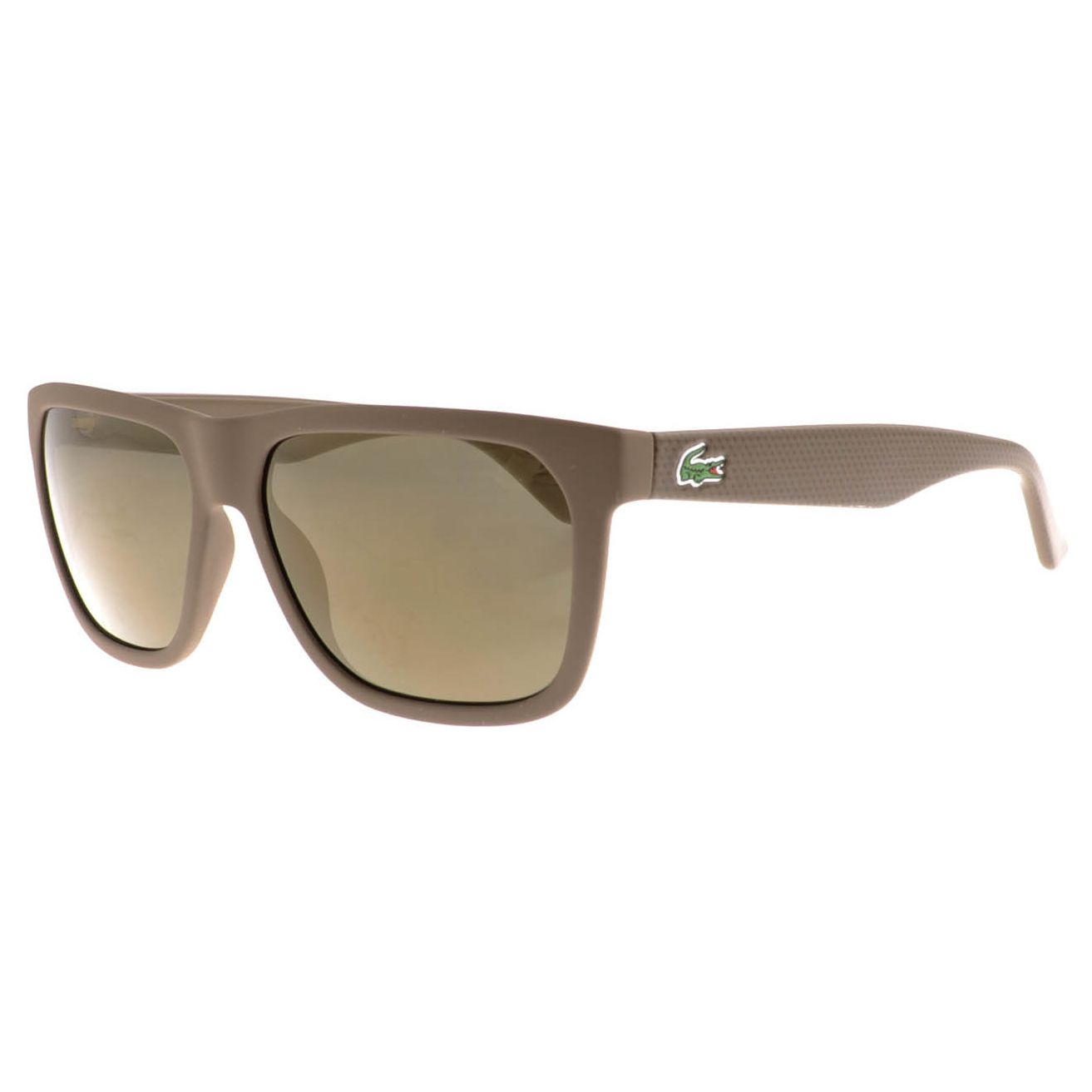 3e42445ee2 Sunglasses   Lacoste L732S Sunglasses Matte Brown   Lacoste Sunglasses Mens  Designer Sunglasses Lacoste Eyewear Online   Mainline Menswear Official ...