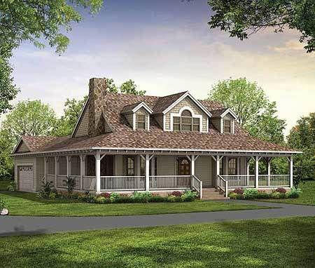 Plan 81418w American Classic House Plan Porch House Plans Farm Style House Victorian House Plans