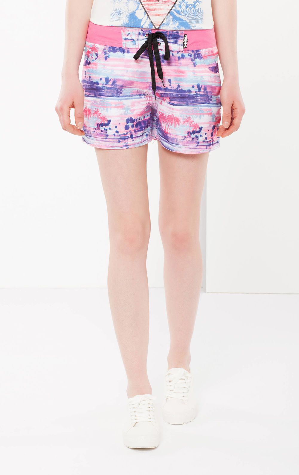 Shorts con coulisse by Maui and Sons, Multicolor