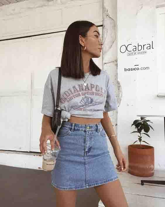 Photo of Looks de verão com t-shirt