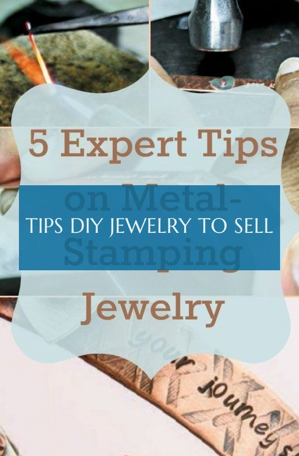 Tips diy jewelry to sell