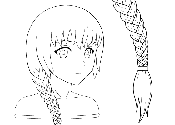 Likable Tutorials How Draw Girl 2019 In 2020 Anime Drawings Anime Drawings