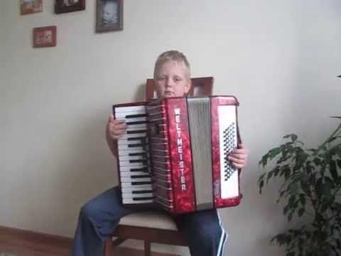 Michal 7 Lat Akordeon Barka Youtube Lat Accordion Youtube