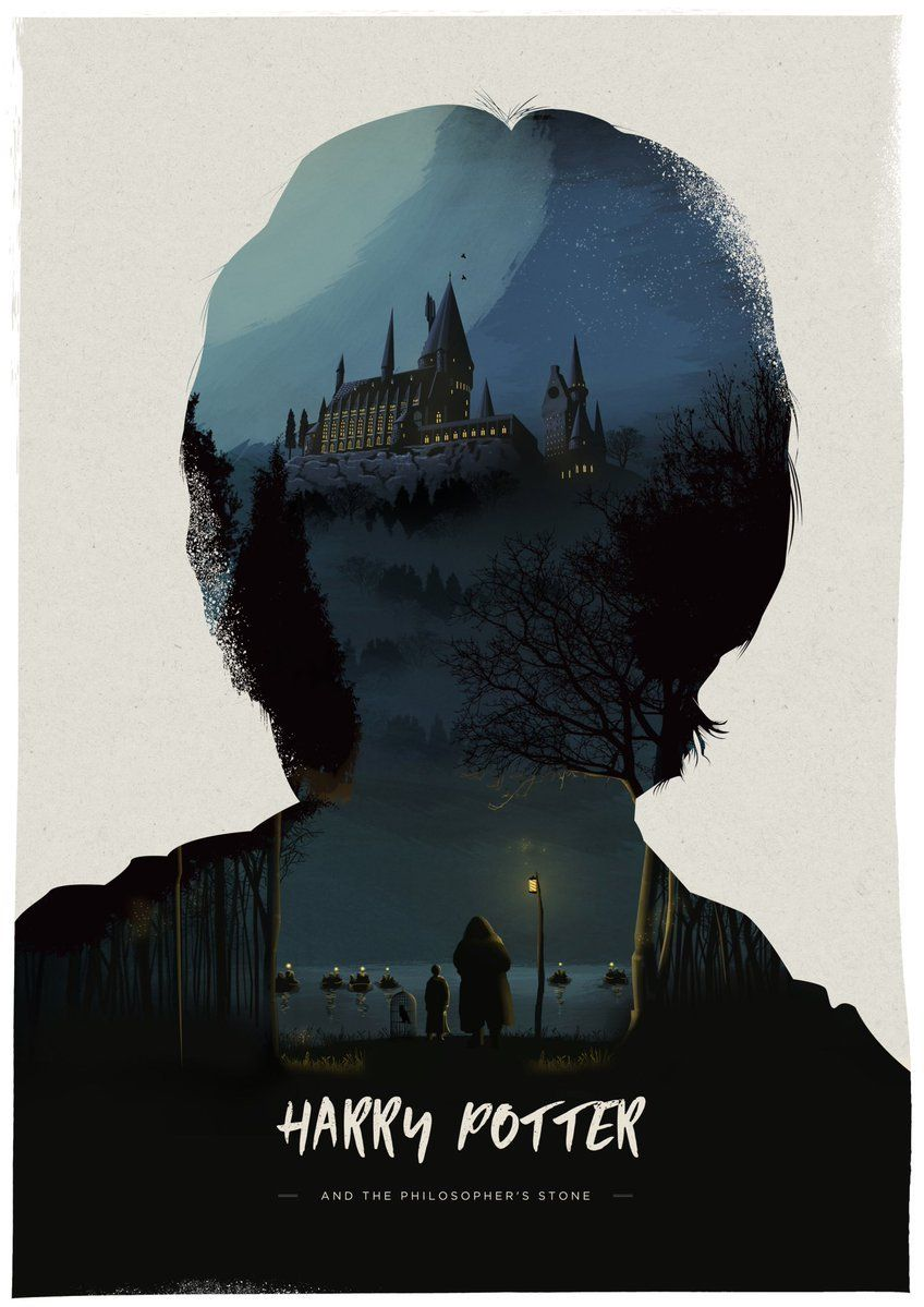 Spooky Cactus Adli Kullanicinin Movies Panosundaki Pin Poster Harry Potter Poster Tasarimlari