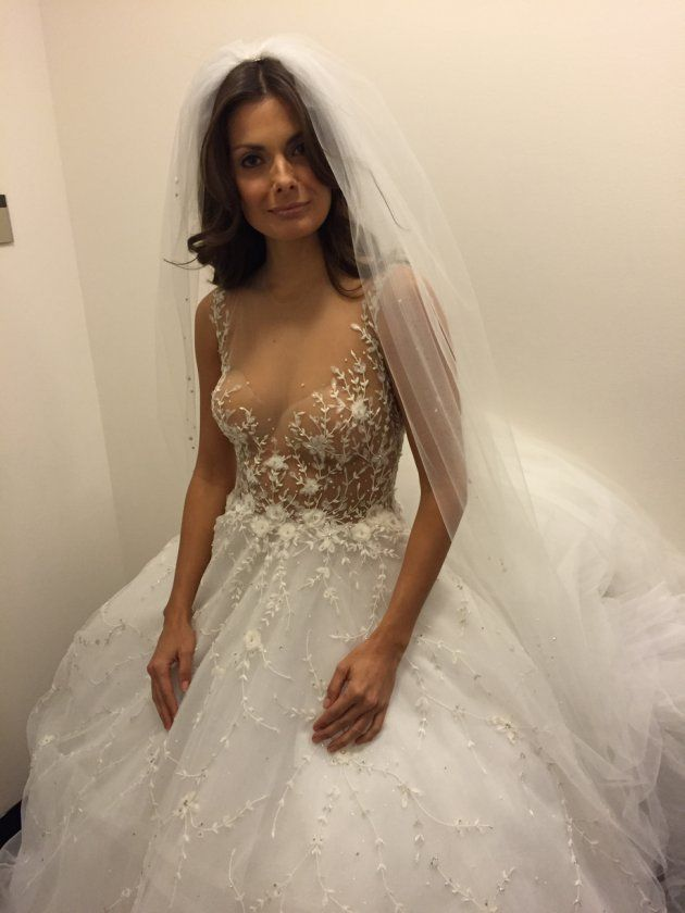 Top 4 Bold Whimsical Ladylike and Risqu Wedding Dress Trends of